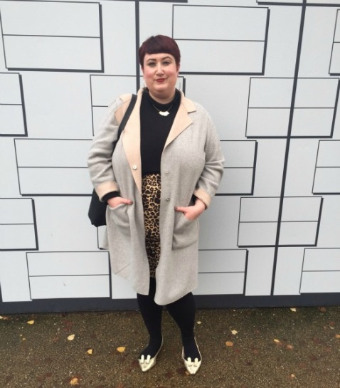 Me - roll neck/skirt/coat