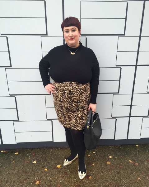 Me - rollneck/skirt/no coat