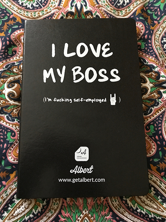 Albert - I love my boss
